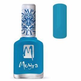 Moyra Stamping Nail Polish Turquoise 12ml sp22