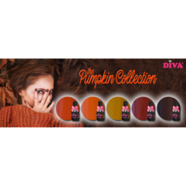 Diva Gellak Pumpkin Collection