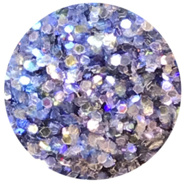 Shiny Star Sugar Hologram Purple Blue