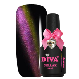 Diva Gel Lak 5D Cat Eye San Diego