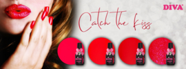 DIVA Gellak Catch the Kiss Collection inclusief Infinity pigment