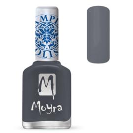 Moyra Stamping Nail Polish Grey 12ml sp23