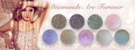 Pure Pigmenten Diamonds are Forever + Gratis Fluffy Penceel 7 pcs