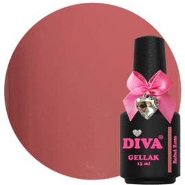 Diva Gellak Rebel Rose 15 ml