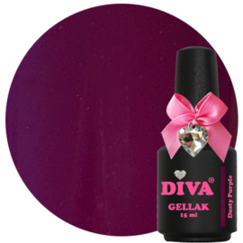 Diva Gellak Dusty Purple 15 ml