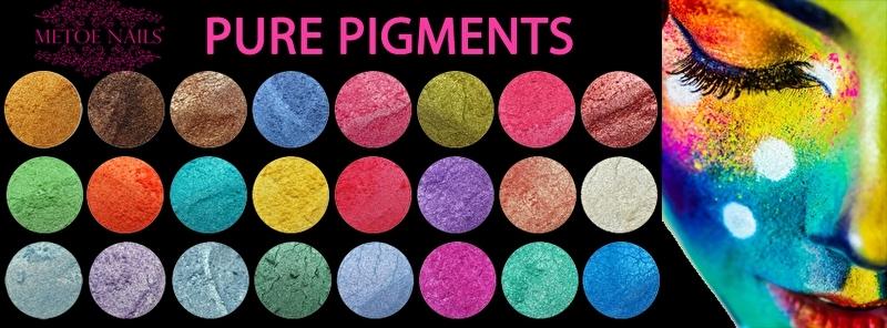 Pure Pigments 10 kleuren