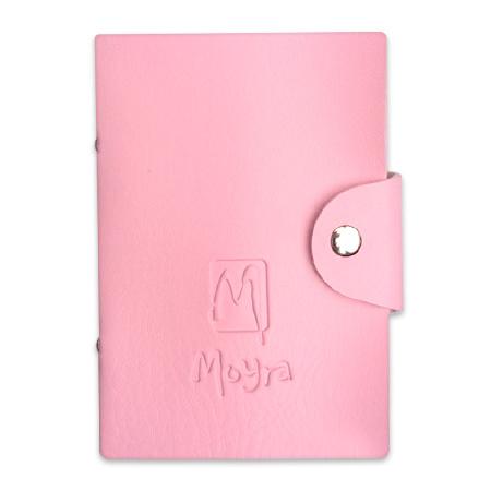 Moyra Plate Holder Pink