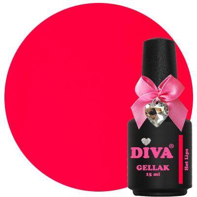 Diva Gellak Hot Lips 15 ml