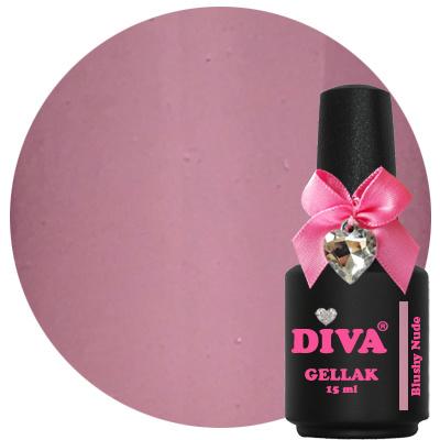 Diva Gellak Blushy Nude 15 ml