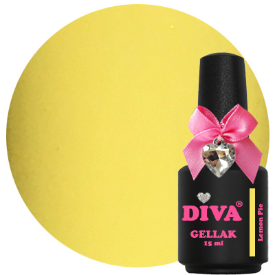 Diva Gellak Pastel Lemon Pie 15 ml