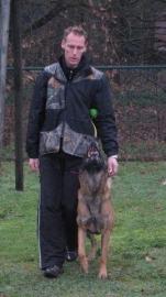 Nick Vannerom - Belgian Champion 2008-2013 KUCBH