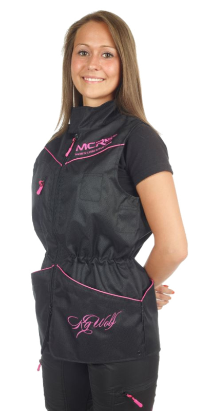 MCRS® Magnetweste Pink