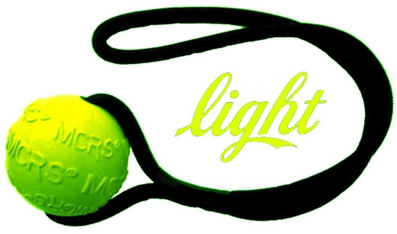 MCRS® Magnet Ball 65mm Light mit Schlaufe
