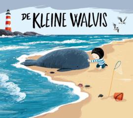 Benji Davies ; De kleine walvis