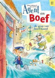 Tjibbe Veldkamp ; Agent en Boef - De grap van boef-baard
