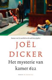 Joël Dicker ; Het mysterie van kamer 622