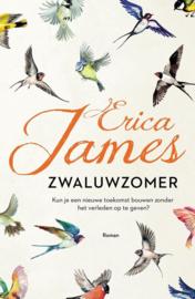Erica James ; Zwaluwzomer