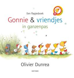 Olivier Dunrea ; Gonnie & vriendjes in ganzenpas