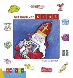 Kleuters samenleesboeken - Het boek van Sint