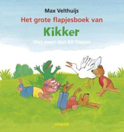 Max Velthuijs ; Het grote flapjesboek van Kikker