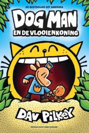 Dav Pilkey ; Dog Man en de vlooienkoning