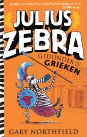 Gary Northfield ; Julius Zebra 4 - Gedonder met de Grieken