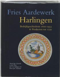 Fries aardewerk 5 - Harlingen Bedrijfsgeschiedenis 1610-1933 & producten tot 1720