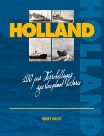 Holland - 100 jaar Terschellinger zeesleepboot historie