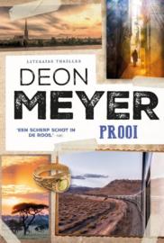 Deon Meyer ; Bennie Griessel - Prooi
