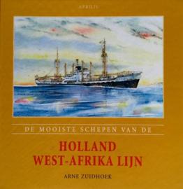 De Mooiste Schepen Van De Holland West-Afrika Lijn