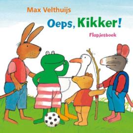 Max Velthuijs ; Kikker - Oeps, Kikker!