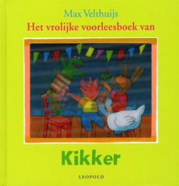 Kikker - Vrolijke voorleesboek van Kikker