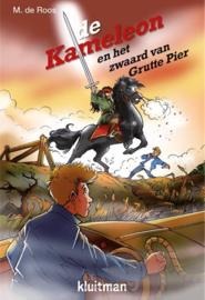 M. de Roos ; Kameleon en het zwaard van Grutte Pier