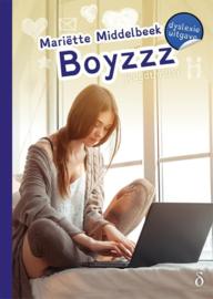 Mariëtte Middelbeek ; Boyzzz - dyslexie uitgave