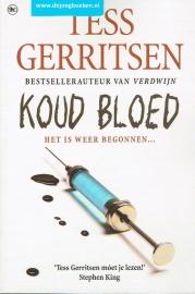 Gerritsen, Tess ; Koud bloed