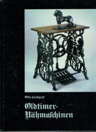 Oldtimer-Nähmaschinen