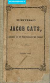 Cats, Jacob ; Dichtwerken, eerste deel
