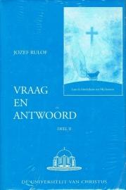Jozef Rulof ; Vraag en antwoord (deel 2)