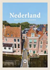 Nederland - Eropuit in elk seizoen - Ontdek historische stadjes & omgeving + Inclusief gratis app