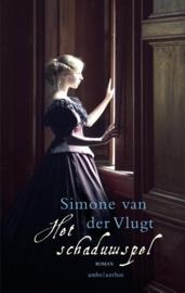 Simone van der Vlugt ; Het schaduwspel