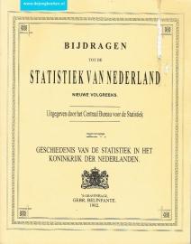 Bijdragen tot de statistiek van nederland XIV
