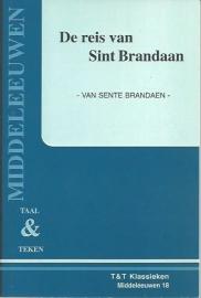 De Reis Van Sint Brandaan - van Sente Brandaen