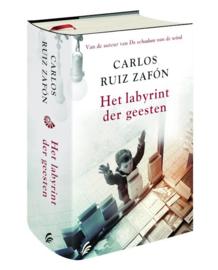Carlos Ruiz Zafón ; Het labyrint der geesten