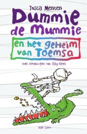 Tosca Menten ; Dummie de mummie en het geheim van Toemsa