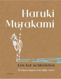 Haruki Marakami ; Een kat achterlaten