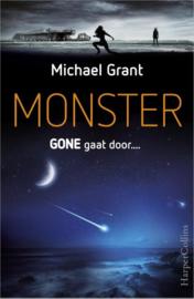 Michael Grant ; Monster (GONE gaat door...)