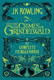 J.K. Rowling ; Fantastic Beasts: The Crimes of Grindelwald – Het complete filmscenario