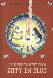 Daan Remmerts de Vries ; De kerstnacht van Zippy en Slos
