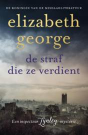 Elizabeth George ; De straf die ze verdient