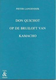 Don Quichot op de bruiloft van Kamacho ; Pieter Langendijk